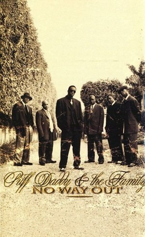 Puff Daddy & The Family - No Way Out (MC)