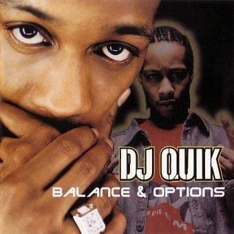 DJ Quik - Balance & Options (CD)