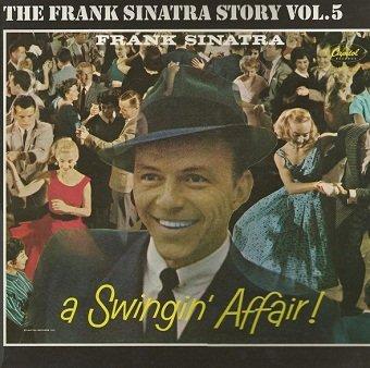 Frank Sinatra - A Swingin' Affair! (LP)
