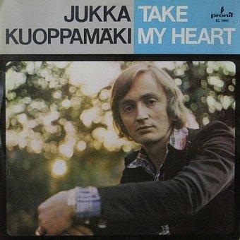 Jukka Kuoppamäki - Take My Heart (LP)