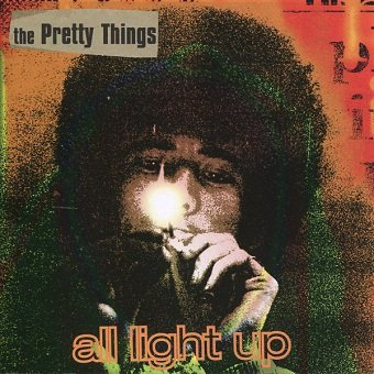 The Pretty Things - All Light Up (CD)