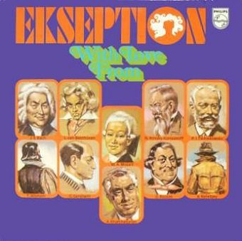 Ekseption - With Love From (LP)