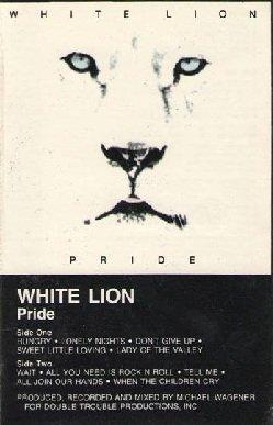 White Lion - Pride (MC)