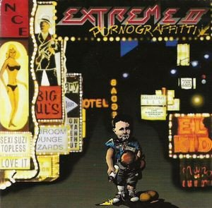 Extreme - Extreme II : Pornograffitti (A Funked Up Fairytale) (CD)