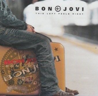 Bon Jovi - This Left Feels Right (CD)