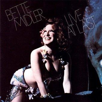 Bette Midler - Live At Last (2LP)