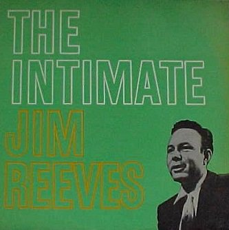 Jim Reeves - The Intimate Jim Reeves (LP)