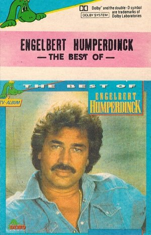 Engelbert Humperdinck - The Best Of (MC)