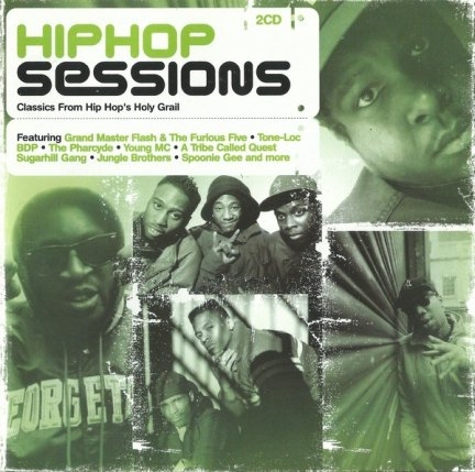 HipHop Sessions (2CD)