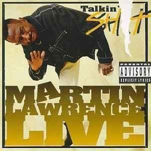 Martin Lawrence - Martin Lawrence Live Talkin' Shit (CD)