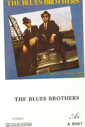 The Blues Brothers - The Blues Brothers (Original Soundtrack) (MC)