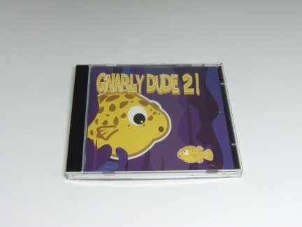 Gnarly Dude 2! / Too Gnarly Dude! (CD)