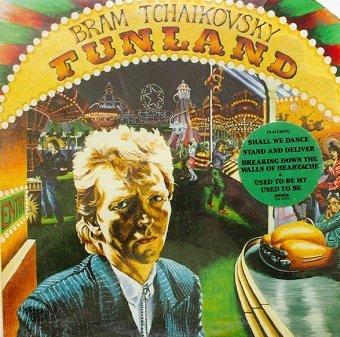 Bram Tchaikovsky - Funland (LP)
