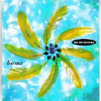 Oil on Canvas - Home (CD)