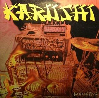 Karushi - Bastard Rock (CD)