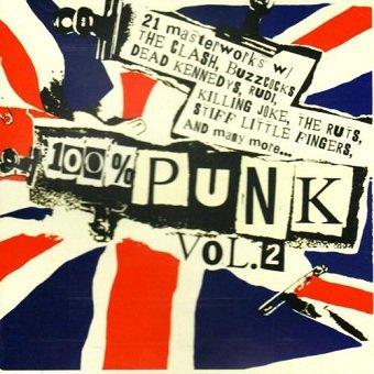 100% Punk Vol.2 (CD)