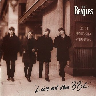 The Beatles - Live At The BBC (2CD)