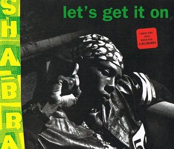 Shabba Ranks - Let's Get It On (Maxi-CD)