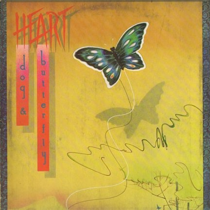 Heart - Dog & Butterfly (LP)