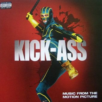 Kick-Ass (Music From The Motion Picture) (CD)