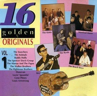 16 Golden Originals Vol.1 (CD)