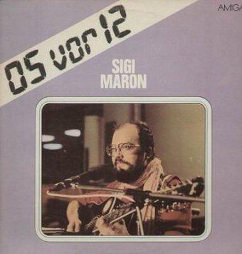 Sigi Maron - 05 Vor 12 (LP)