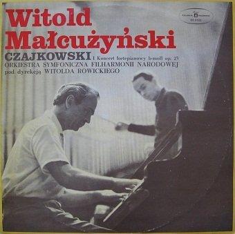 Piotr Czajkowski - Koncert Fortepianowy Nr 1 B-Moll (LP)