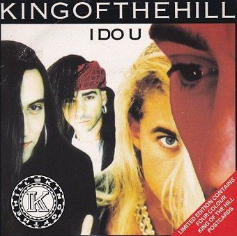 Kingofthehill - I Do U (7'')