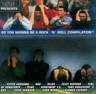 So You Wanna Be A Rock 'N' Roll Compilation? (CD)
