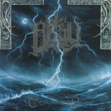 Absu - The Third Storm Of Cythrául (CD)