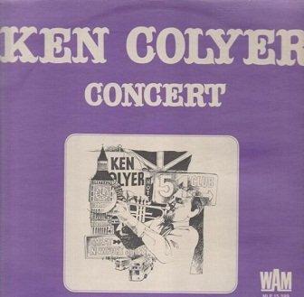 Ken Colyer's Jazzmen And Skiffle Group - Ken Colyer Concert (LP)