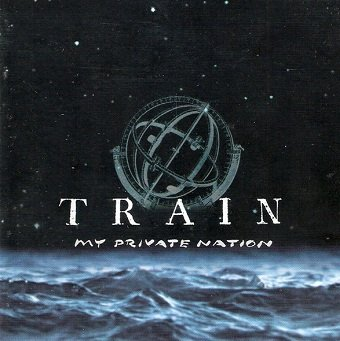 Train - My Private Nation (CD)