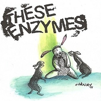 These Enzymes - The Henry E.P. (CD)