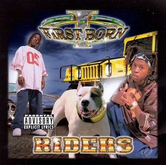 First Born - Riders (CD)