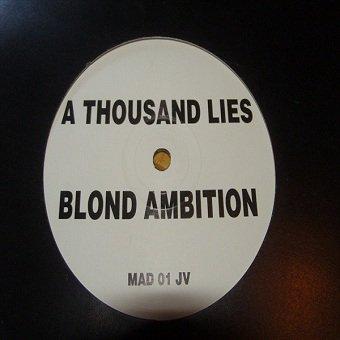 Blond Ambition - A Thousand Lies (12)