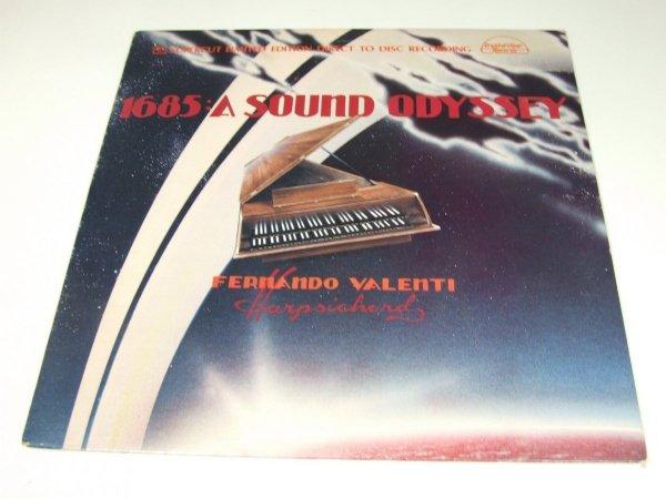 Fernando Valenti - 1685: A Sound Odyssey (LP)