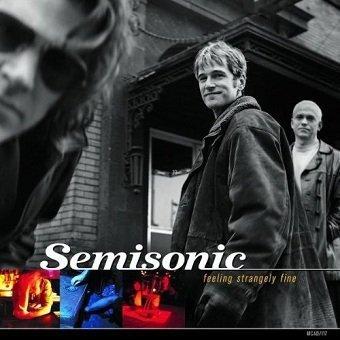 Semisonic - Feeling Strangely Fine (CD)