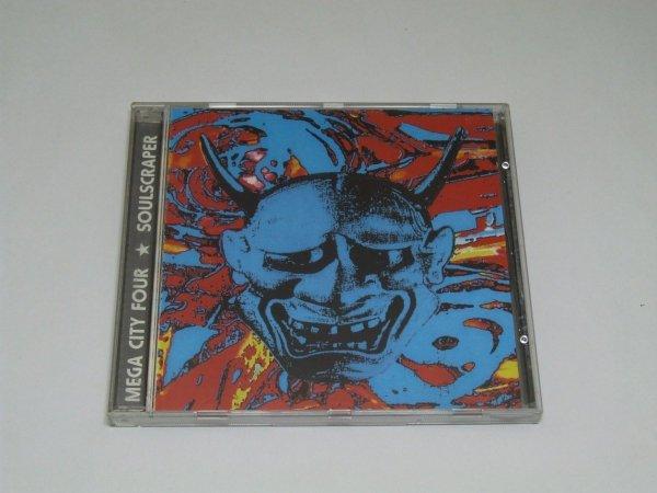Mega City Four - Soulscraper (CD)