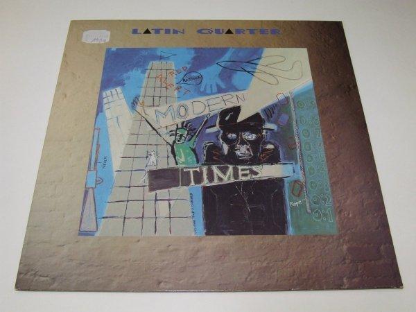 Latin Quarter - Modern Times (LP)