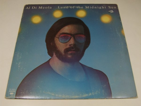 Al Di Meola - Land Of The Midnight Sun (LP)