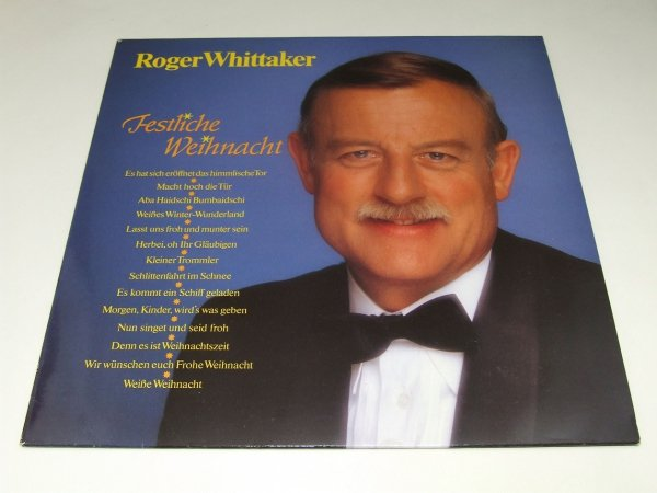 Roger Whittaker - Festliche Weihnacht (LP)