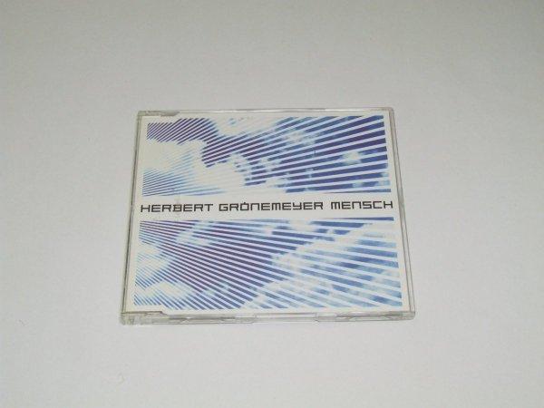 Herbert Grönemeyer - Mensch (Maxi-CD)