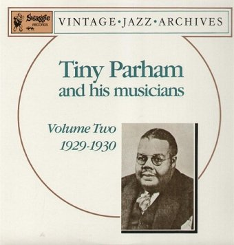 Tiny Parham And His Musicians - Volume Two 1929-1930 (LP)
