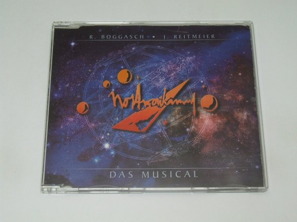 Roger Boggasch, Johannes Reitmeier - Nostradamus - Das Musical (CD)
