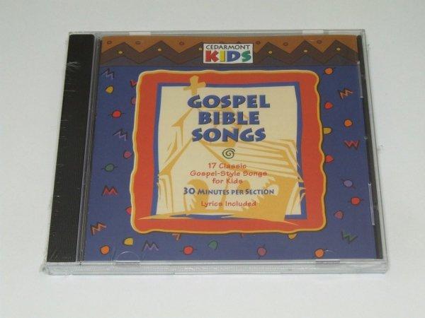 Cedarmont Kids - Gospel Bible Songs (CD)