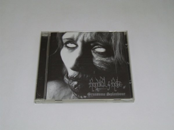 Handful Of Hate - Gruesome Splendour (CD)