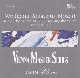"""Wolfgang Amadeus Mozart - Klavierkonzerte Nr. 26 """"Krönungskonzert"""" Und Nr. 20 (CD)"""