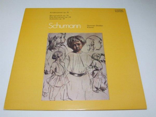 Schumann, Norman Shetler - Kinderszenen Op. 15 / Blumenstück Op. 19 / Drei Romanzen Op. 28 / Arabeske Op. 18 (LP)