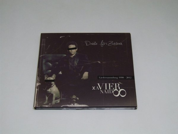 Xavier Naidoo - Danke Für's Zuhören - Liedersammlung 1998-2012 (CD)