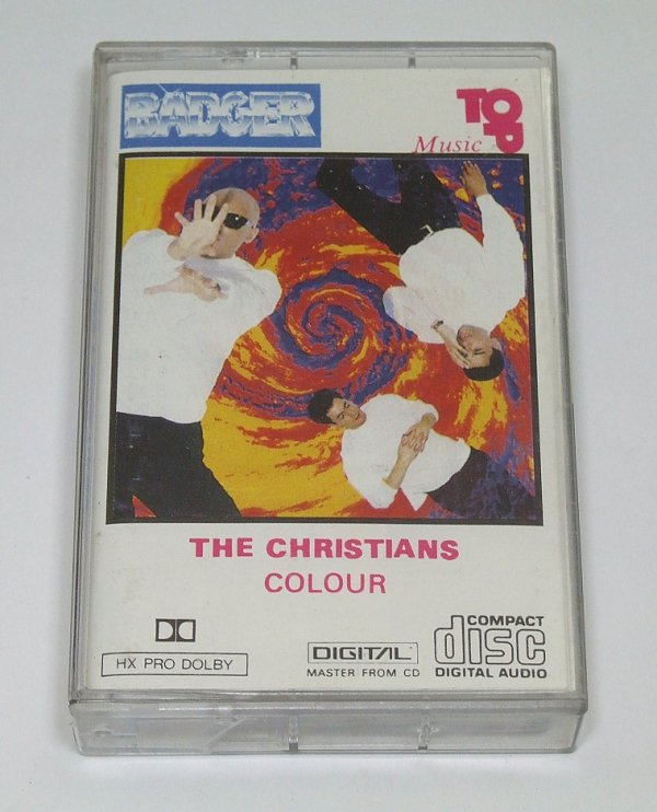 The Christians - Colour (MC)